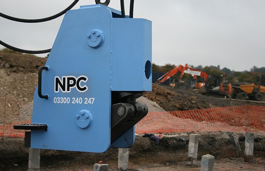 NPC pile croppers