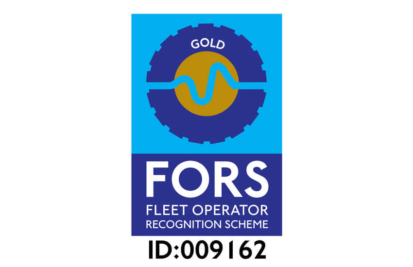 FORS gold accreditation
