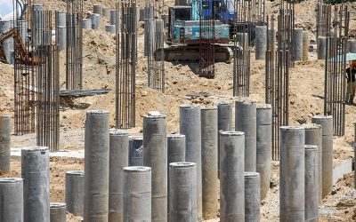 What Are Some Common Uses for Precast Concrete Piles?